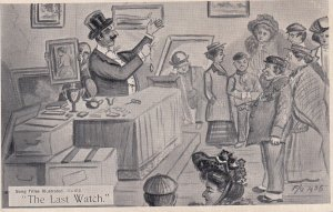 1900-1910's; The Last Watch