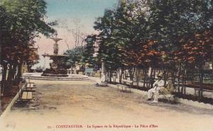 Constantine, Le Square de la Republique,Algeria, 00-10s
