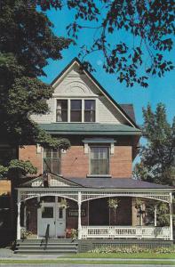 OTTAWA, Ontario, Canada, 1940-1960´s; Croydon House