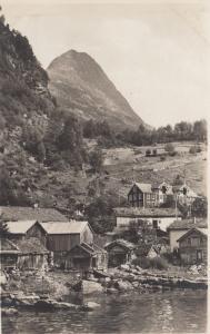 RP; GEIRANGER (Merok) , Norway , 1910-30s