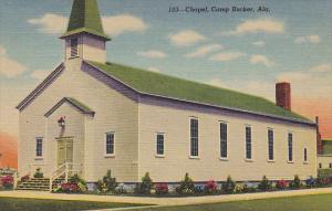 Alabama Camp Rucker The Chapel Curteich