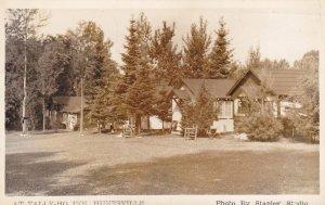 RP: HUNTSVILLE , Ontario , Canada , PU-1941,  Tally-Ho Inn