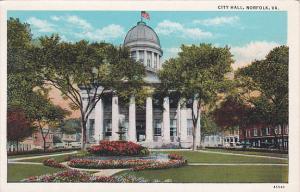 Virginia Norflok City Hall