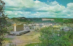 The Inn, Downtown Area From Connaught Hill Park, Prince George, British Colum...