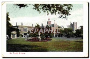 Postcard Old St Osyth Priory