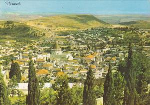 Israel Nazareth Partial View