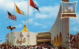 NY - New York World's Fair, 1964-65. The Vatican Pavilion