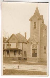 RPPC, Church & Parsonage, ? Oswego NY Area NY ?