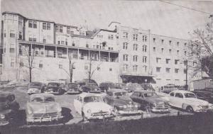 The Ball Sanitarium Building, Excelsior Springs, Missouri, 1950-1960s