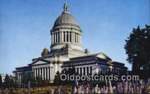 Olympia, Washington, WA  State Capital, Capitals Postcard Post Card USA Olymp...