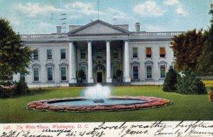 [ American Pearl ] US Washington, D.C. - The White House