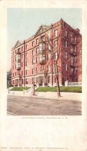 Portsmouth New Hampshire~Rockingham Hotel~1902 Detroit Photographic Pub Co~PC