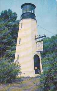 Repica Of Henlopen Light House Rehoboth Beach Delaware