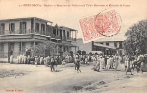 Ethiopia Dirre-Daoua, Reception Dedjazmatch Taffari Makonnen, Consulat de France