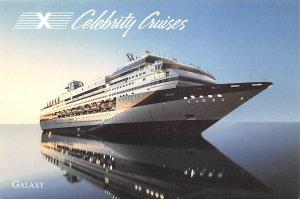 Galaxy Celebrity Cruises Ship Unused