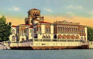 FL - Sarasota. John Ringling Mansion