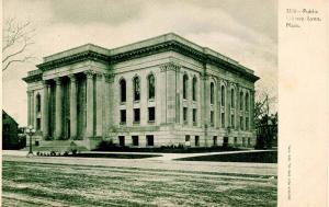 MA - Lynn. Public Library