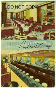 The Sheridan Restaurant, Chicago Ill