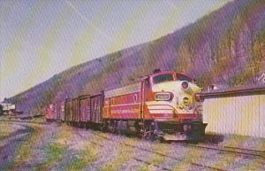 Wellsville Addison & Galeton 2000 F7 Locomotive