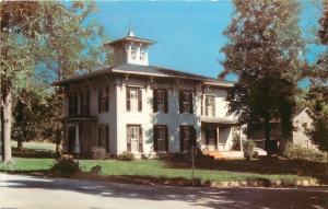 August Michigan~Italianate Heritage House Antique Store 1960s