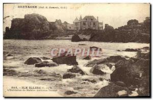 Postcard Old Miss lllerc L Habitation Maestro Ambroise Thomas