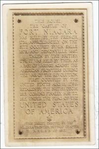 Fort Niagara NY