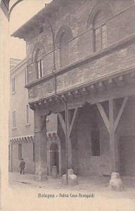 Antica Casa Azzoguidi, Bologna (Emilia-Romagna), Italy, 1900-1910s
