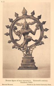 Southern India, Bronze figure of Siva Nataraja, Sixteenth 16th c. British Museum
