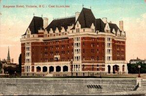 Canada Victoria Empress Hotel