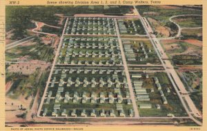 CAMP WOLTERS , Texas , 1930-40s ; Division Area 1,2 & 3