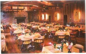 Wilson Lodge Dining Room Oglebay Park Wheeling West Virginia