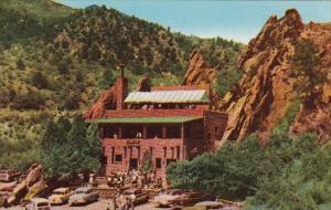 Colorado Pikes Peak Region The Hidden Inn Garden Of The Gods