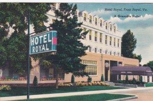 Virginia Front Royal Hotel Royal sk7270
