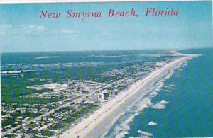 Florida New Smyrna Beach Aerial VIew Looking North To Ponce de Leon Inlet