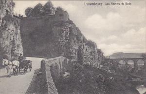 Luxembourh Les Rochers Du Bock