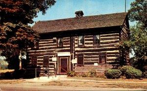 Ohio Dayton Newcom Tavern 1957