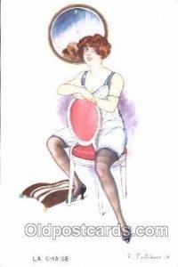 Series No. 27 - 133 F. Fabiano, (France ) Artist Signed Unused