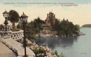Castle Rest, The Pullman Summer Home, Alexandria Bay, THOUSAND ISLANDS, Ont...