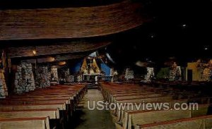 St. Mary's of Mt. Carmel Shrine in Manistee, Michigan