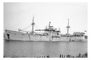 mc3779 - Finnish Cargo Ship - Ibis , built 1942 - photo 6x4