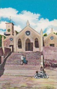 St. Peter's Church, St. George Oldest Church in Bermuda,40-60s