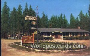 Becker's Bungalows, Banff & Jasper Alberta Canada Unused