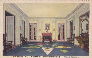Reception Hall International Eastern Star Temple Washington DC