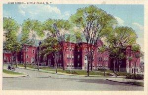 HIGH SCHOOL, LITTLE FALLS, N. Y.