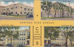 Indiana Fort Watne Central High School