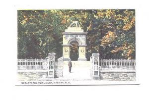 Sebastopol Monument Halifax Nova Scotia