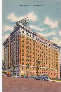 Ohio Toledo Waldortf Hotel