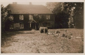 Unknown Location Postcard - Unidentified Detached House - Where Please? RS21613