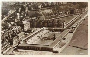 East Sussex Vintage Postcard, The Bathing Swimming Pool, St Leonards On Sea JU6