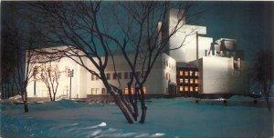 Postcard Belarus Minsk Philarmonic  Moskva cinema